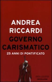 Listadelpopolo.it Governo carismatico. 25 anni di pontificato Image