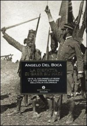 La disfatta di Gasr Bu Hàdi. 1915: il colonnello Miani e il più grande disastro dell'Italia coloniale