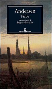 Libro Fiabe H. Christian Andersen