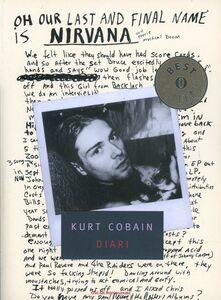 Libro Diari Kurt Cobain