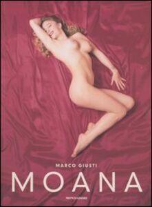 Libro Moana Marco Giusti