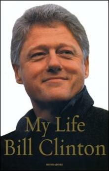 My life - Bill Clinton - copertina