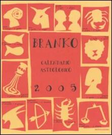 Radiospeed.it Calendario astrologico 2005. Guida giornaliera segno per segno Image