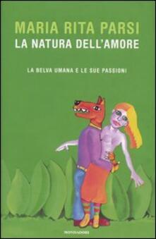 La natura dellamore. La belva umana e le sue passioni.pdf