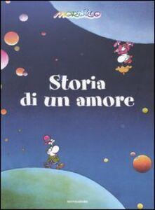 Libro Storia di un amore Guillermo Mordillo