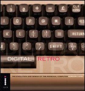 Foto Cover di Digital retro, Libro di Gordon Laing, edito da Mondadori Informatica