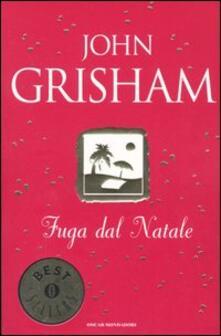 Fuga dal Natale - John Grisham - copertina