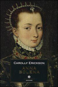 Libro Anna Bolena Carolly Erickson