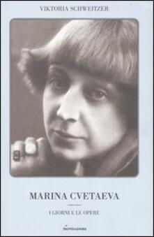 Lpgcsostenible.es Marina Cvetaeva. I giorni e le opere Image