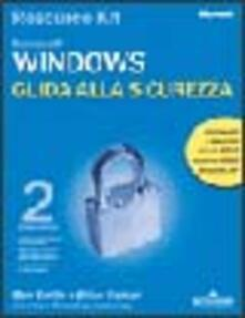Windows Server 2003 Resource Kit. Guida alla sicurezza. Con CD-ROM.pdf