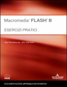Premioquesti.it Macromedia Flash 8. Esercizi pratici Image