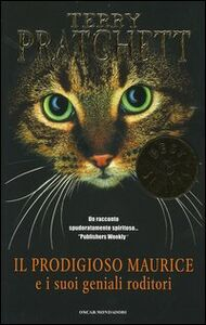 Libro Il prodigioso Maurice e i suoi geniali roditori Terry Pratchett