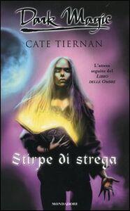 Libro Stirpe di strega Cate Tiernan