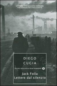 Libro Jack Folla. Lettere dal silenzio Diego Cugia