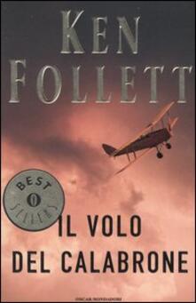 Il volo del calabrone - Ken Follett - copertina
