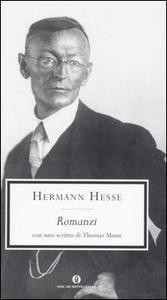 Libro Romanzi Hermann Hesse