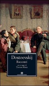 Racconti - Fëdor Dostoevskij - copertina
