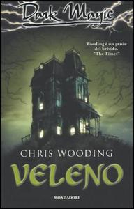 Libro Veleno Chris Wooding