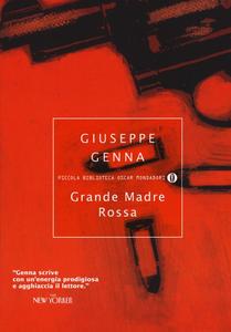 Libro Grande Madre Rossa Giuseppe Genna