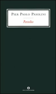 Libro Petrolio P. Paolo Pasolini