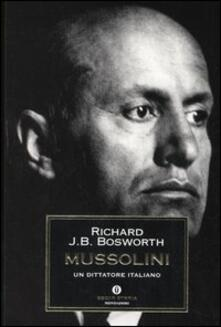 Camfeed.it Mussolini. Un dittatore italiano Image