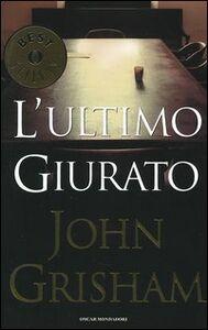 Libro L' ultimo giurato John Grisham