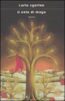 Il velo di Maya - Carlo Sgorlon - copertina