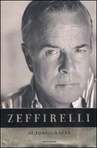Libro Autobiografia Franco Zeffirelli