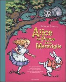 Alice nel paese delle meraviglie. Libro pop-up