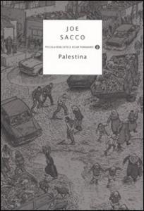 Libro Palestina Joe Sacco