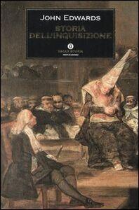 Libro Storia dell'Inquisizione John Edwards