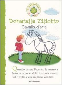Libro Cavallo d'aria Donatella Ziliotto