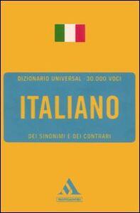 Libro Italiano. Sinonimi e contrari Gianfranco Folena , Erasmo Leso