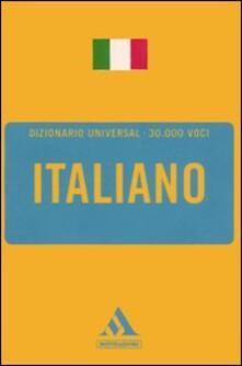 Dizionario universal. Italiano.pdf