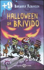 Libro Halloween da brivido Barbara Robinson