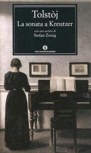 Foto Cover di La sonata a Kreutzer, Libro di Lev Tolstoj, edito da Mondadori
