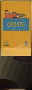 Foto Cover di Langenscheidt. Croato per viaggiare e farsi capire, Libro di  edito da Mondadori