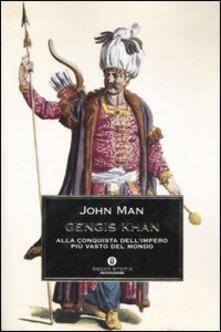 Criticalwinenotav.it Gengis Khan. Alla conquista dell'impero più vasto del mondo Image