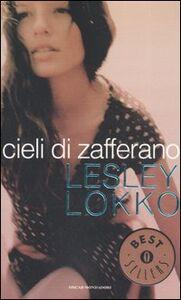 Libro Cieli di zafferano Lesley Lokko