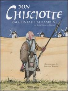 Lpgcsostenible.es Don Chisciotte raccontato ai bambini Image