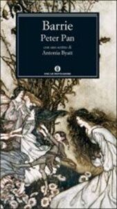 Foto Cover di Peter Pan, Libro di James M. Barrie, edito da Mondadori