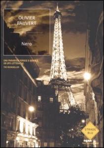 Libro Nero Olivier Pauvert