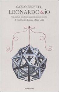 Libro Leonardo & io Carlo Pedretti