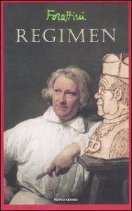 Foto Cover di Regimen, Libro di Giorgio Forattini, edito da Mondadori