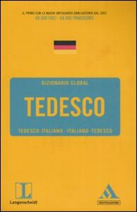 Libro Langenscheidt. Tedesco. Tedesco-italiano, italiano-tedesco