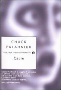 Foto Cover di Cavie, Libro di Chuck Palahniuk, edito da Mondadori