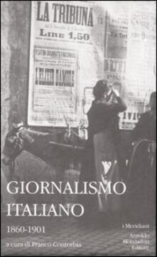 Librisulladiversita.it Giornalismo italiano. Vol. 1: 1860-1901. Image