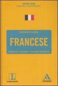 Foto Cover di Langenscheidt. Francese. Francese-italiano, italiano-francese, Libro di  edito da Mondadori