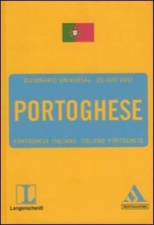 Parcoarenas.it Langenscheidt. Portoghese. Portoghese-italiano, italiano-portoghese Image