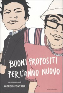 Libro Buoni propositi per l'anno nuovo Giorgio Fontana